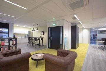 Een nieuw kantoor
