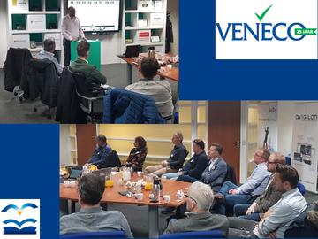 Veneco ontbijtsessie over analytics